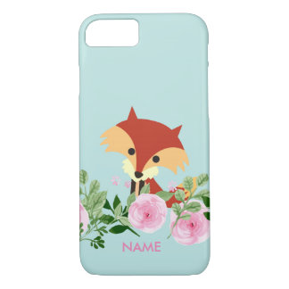 little fox iPhone 7, Barely There iPhone 7 Case