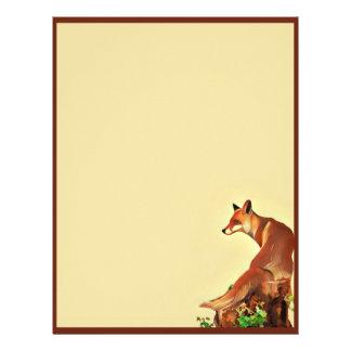 Little Fox Letterhead