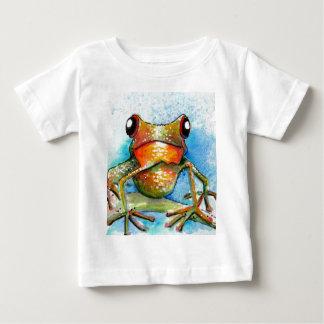 Little Froggy Design Baby T-Shirt