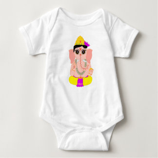 Little Ganesha Baby Bodysuit