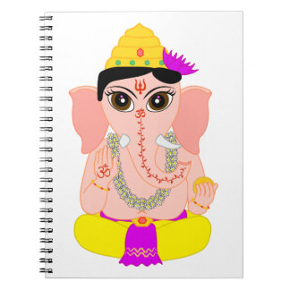 Little Ganesha Notebooks