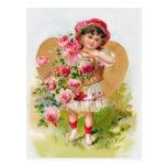 little gardener postcards
