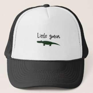 little gator trucker hat