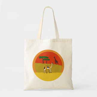 Little Gazelle Tote Bag