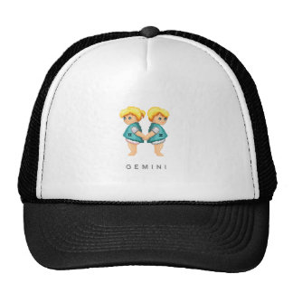 Little Gemini Trucker Hat