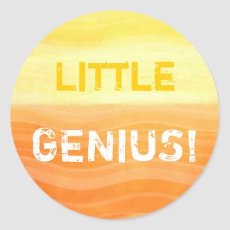 Little Genius - stickers
