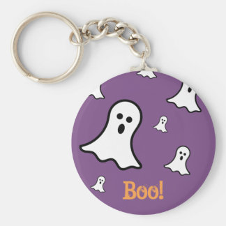 Little Ghosts Halloween Key Chain