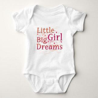 Little Girl Big Dreams T-shirts