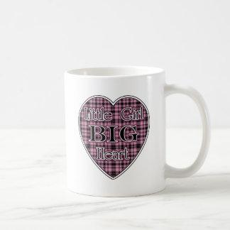 Little Girl Big Heart Coffee Mug