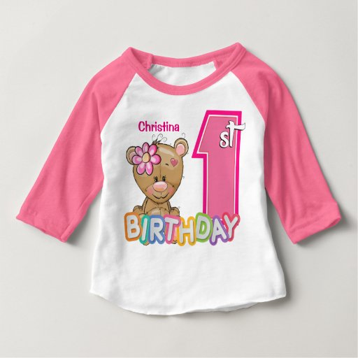 Baby Girls T-Shirts & Tank Tops; Baby Boys T-Shirts & Tank Tops; Toddler Girls T-Shirts & Tank Tops; 1st Birthday T-shirts. Showing 40 of results that match your query. Search Product Result. 1st Birthday Cowgirl is One Toddler T-Shirt. Product Image. Price $