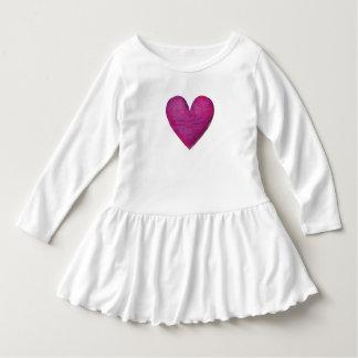 little girl love dress