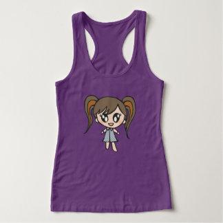 Little Girl Tank Top