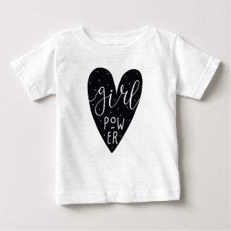 Little Girl Tee - Girl Power T-shirt