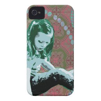 Little Girl Wonderland - Pop Art Blackberry Case