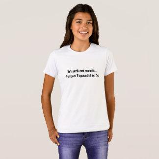Little girls Jersey T-shirt, short sleeves, top