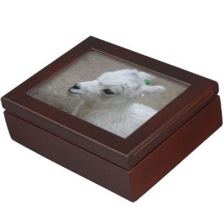 little Goat Keepsake Box