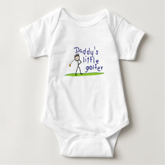 Little Golfer Baby Bodysuit