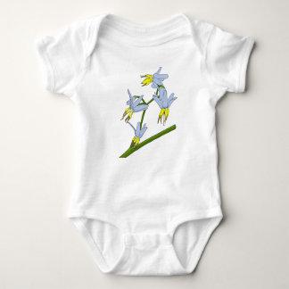 Little Grass Flowers Baby Bodysuit