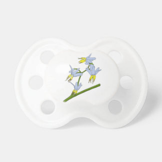 Little Grass Flowers Pacifier