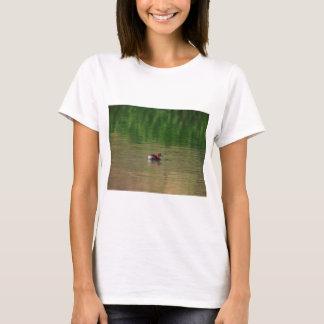 Little grebe duck in breeding plumage T-Shirt