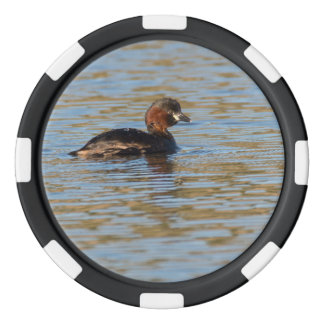 Little Grebe Set Of Poker Chips
