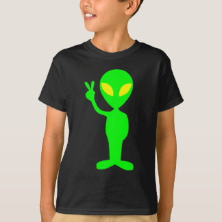 LITTLE GREEN ALIEN T-Shirt