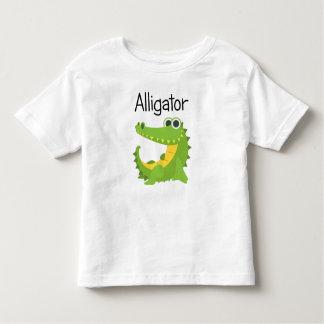 Little Green Alligator Toddler T-shirt