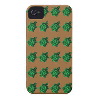Little Green Turtle March Case-Mate iPhone 4 Case