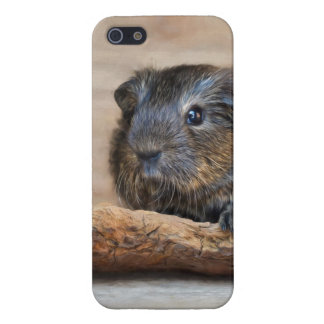Little Guinea Pig Painting iPhone 5 Case