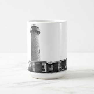 Little Gull Island Lighthouse Coffee Mug