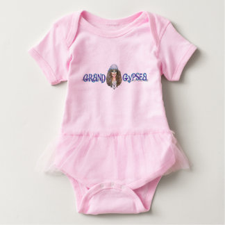 Little Gyspea Tutu Baby Bodysuit