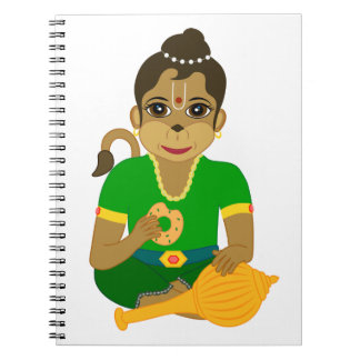 Little Hanuman Notebook