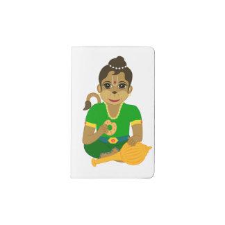 Little Hanuman Pocket Moleskine Notebook