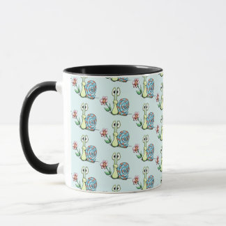 Little Happy Snail Mug