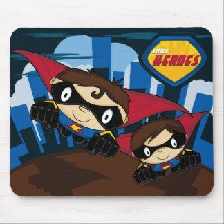 Little Heroes Superhero Mouse Pad