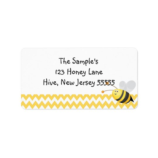 Little Honey Labels