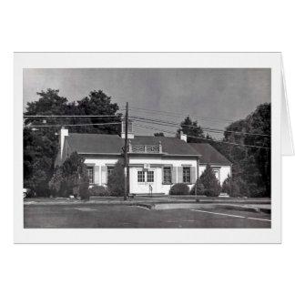 Little House in Millburn / Short Hills NJ Card