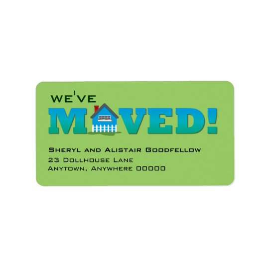 Little House Moving Announcement