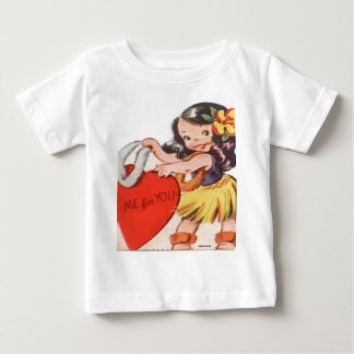 Little Hula Girl  Me  for You Baby T-Shirt