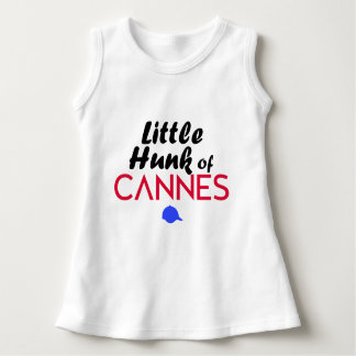 Little Hunk of Cannes Dress