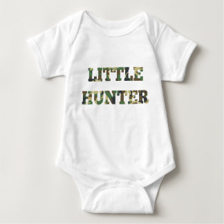 Little Hunter Baby Onsie Baby Bodysuit