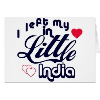 Little India Card
