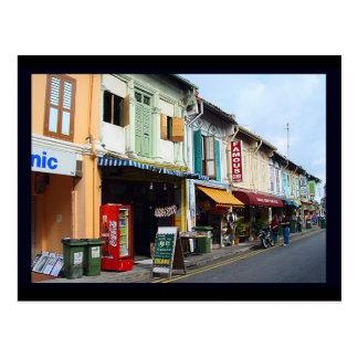 Little India, Singapore Postcard