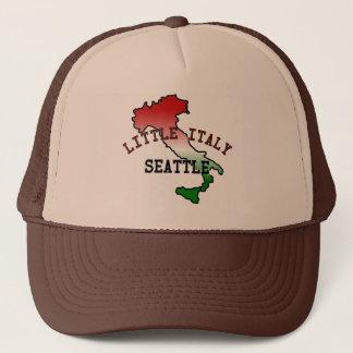 Little Italy Seattle Trucker Hat