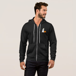 Little Jack & Boo BACK TITLE zipper Hoodie