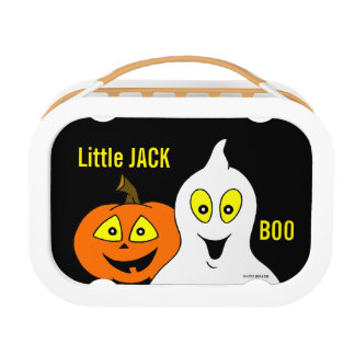 Little Jack & Boo Kid's Halloween Lunch box