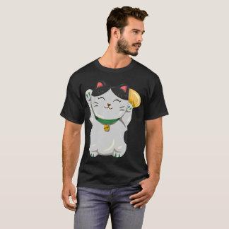 Little Japanese Lucky Cat T-Shirt