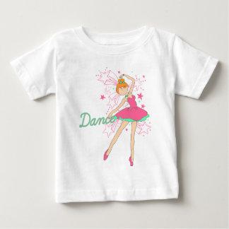 Little Jazzy Ballet Dancer Baby T-Shirt