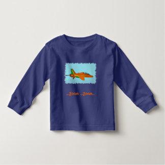 Little Jet plane Toddler T-shirt