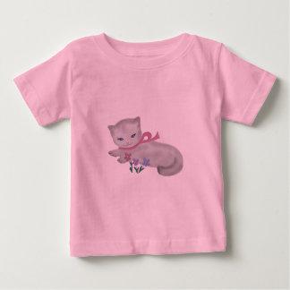 Little Kitten Baby T-Shirt